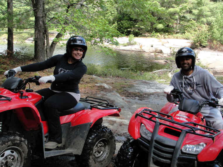 Parry Sound's Dirty Secret  ... click me to see all the pictures from this Bear Claw Tours ATV Experience, Georgian Bay's Ultimate Adrenaline Adventure!