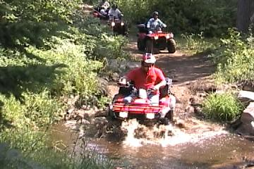 ... click me to see all of our Bear Claw Tours ATV Adventure