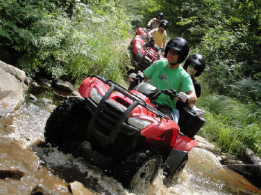 Explorers' Edge  ... click me to see all the pictures from this Bear Claw Tours ATV Experience, Georgian Bay's Ultimate Adrenaline Adventure!