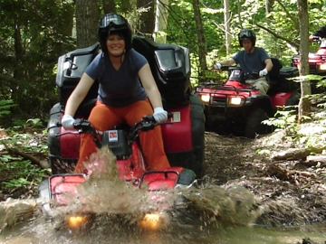 ... click me to see all the pictures from this Bear Claw Tours ATV Experience, Georgian Bay's Ultimate Adventure!