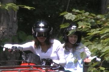 ... click me to see all the pictures from this Bear Claw Tours ATV Adventure