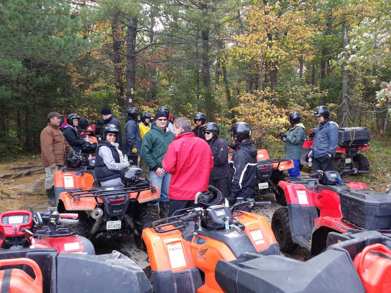 Parry Sound's Dirty Secret a Bear Claw Tours ATV Experience, Georgian Bay's Ultimate Adrenaline Adventure