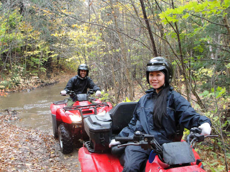 Parry Sound's Dirty Secret  ... click me to see all the pictures from this Bear Claw Tours ATV Experience, Georgian Bay's Ultimate Adrenaline Adventure