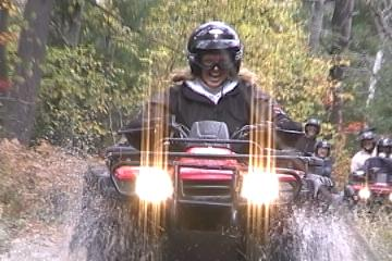 ... click me to see all the pictures from this Bear Claw Tours ATV Adventure Georgian Bay's Premiere Outdoor Experience!